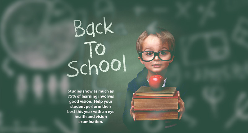 Good Vision for School Students
